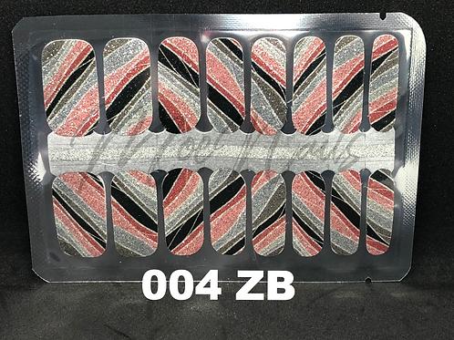 Nail Polish Strip 004ZB