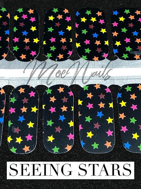 Seeing Stars Nail Polish Strip
