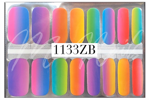 Nail Polish Strip 1133ZB