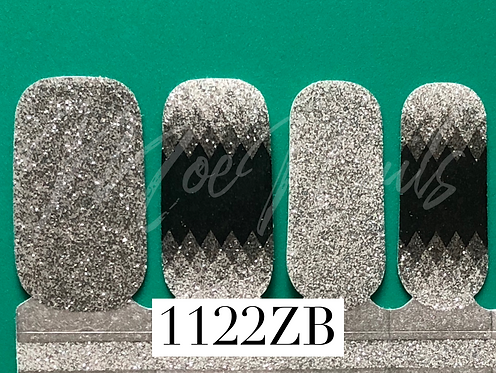 Nail Polish Strip 1122ZB