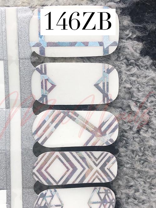Nail Polish Strip 146ZB