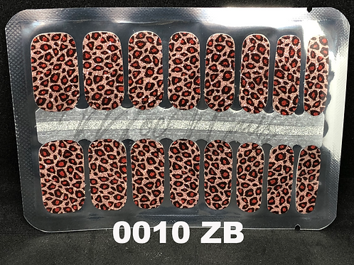 Nail Polish Strip 0010ZB
