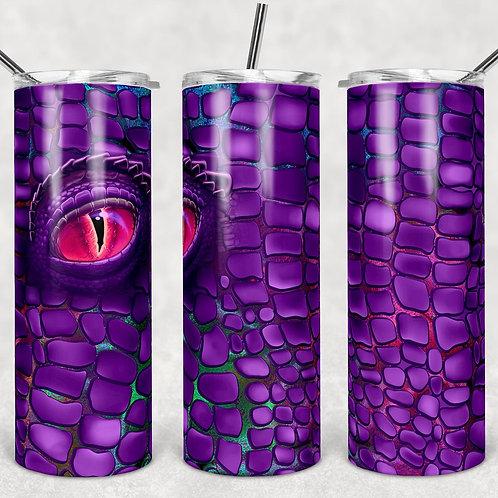 Dragon Eyes #2 Sublimated Drinkware