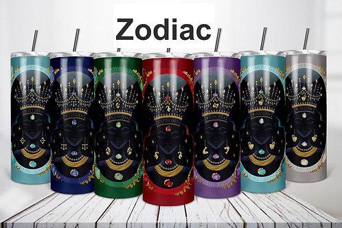 Zodiac Sublimated Drinkware
