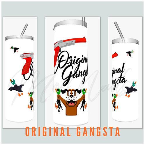 Original Gangsta Sublimated Drinkware