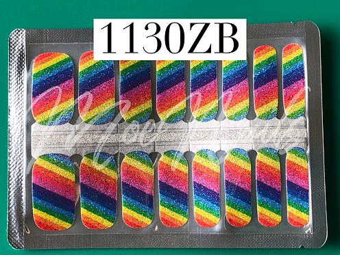 Nail Polish Strip 1130ZB