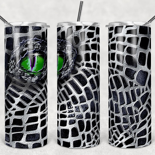 Dragon Eyes #1 Sublimated Drinkware