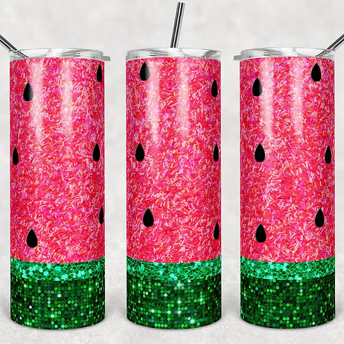 Watermelon Sublimated Drinkware