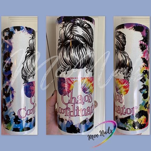 Chaos Coordinator Rainbow - Sublimated Drinkware