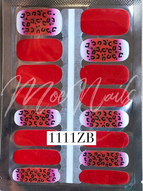 Nail Polish Strip 1111ZB