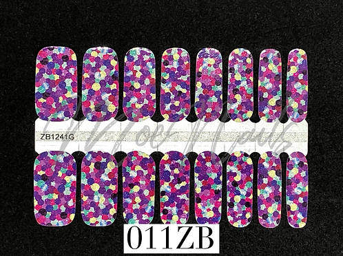 Nail Polish Strip 011ZB