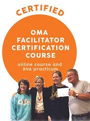 ICON oma facilitator certification cours
