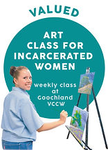 ICON art class for incarcerated women.jp