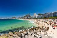 Brazil Beach Life