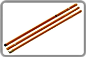 Manutenção e ensaios elétricos em Bastão, Vara de manobra seccionável em fibra de vidro   KV Ensaios - Manutenção, Testes e Ensaios elétricos nr10