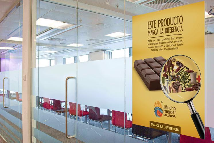 Campaña Mucho Mejor Ecuador