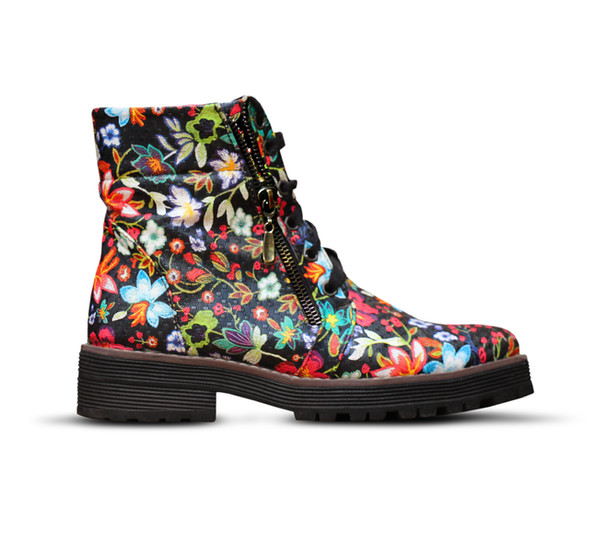 Flower boots (Ref. AC.FB.001)
