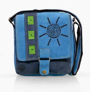 Saddlebag blue sun (Ref. TR.SA.003)