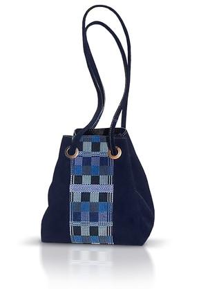 Blue purse (Ref. TR.BP.002)