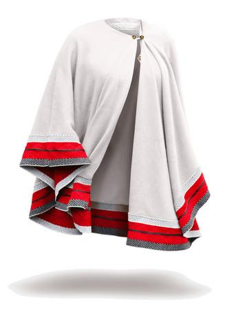 Poncho (Ref. OT.PO.002 White)