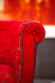 Boa Chair Red (Ref. MG.GC.002)