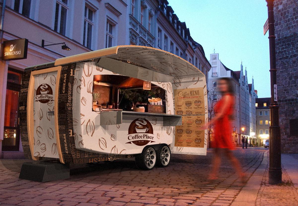 Diseño de Food Trucks - Ecuador