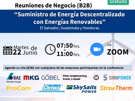 """Simposio """"Suministro Descentralizado de Energía con Energías Renovables"""""""