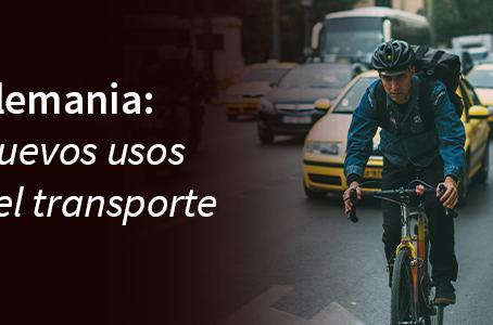 Nuevos usos del transporte: Alemania