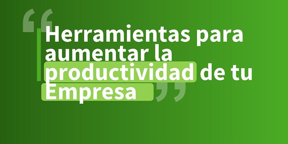 Herramientas para aumentar la productividad de tu Empresa
