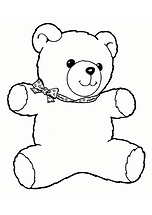 Teddy Bear Colouring Sheet.png