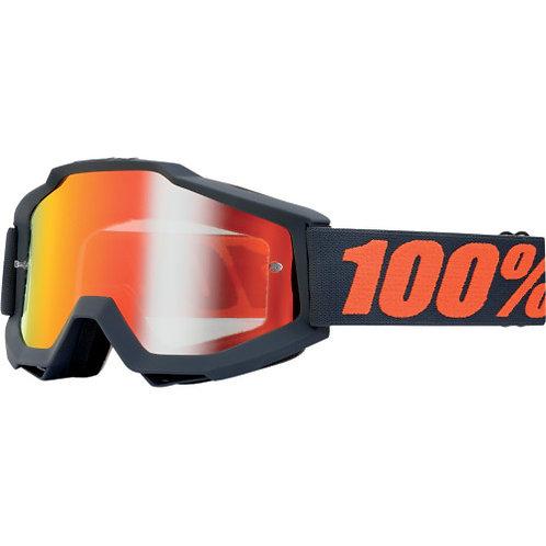 100% Accuri Gunmetal doppia visiera - solo online