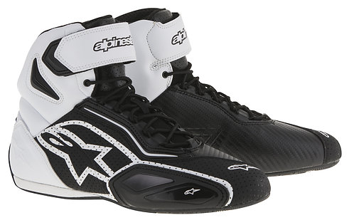 Alpinestars Faster 2 Vented - Black/White