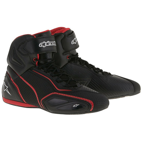 Alpinestars Faster 2 Vented - Black/Red