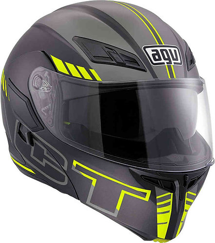 Agv Compact ST - Seattle blk/grey/yell