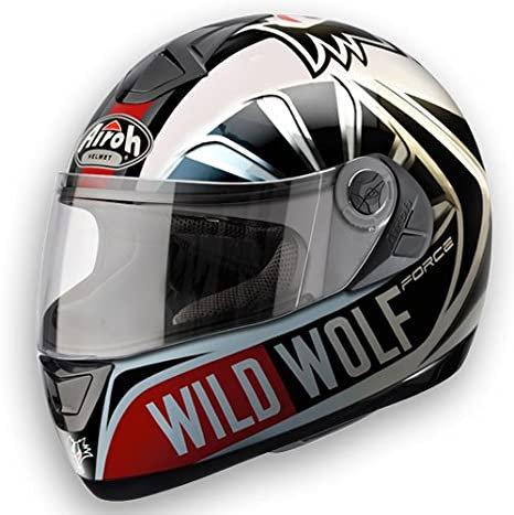 Airoh AsterX - Wild Wolf