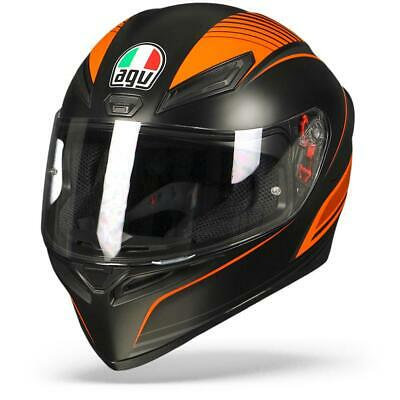 Agv K1 - Warmap Orange