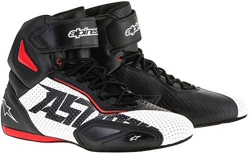 Alpinestars Faster 2 Vented - Black/White/Red