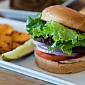 Black Bean Vegetarian Burger