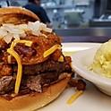 The Camphouse Burger