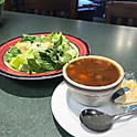 Cup of Soup & Side Salad