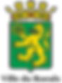 Blason Ville du Roeulx - Fond transparen