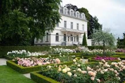 Rose garden Kortrijk