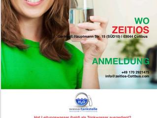 Vortrag im EMS-Studio Zeitlos