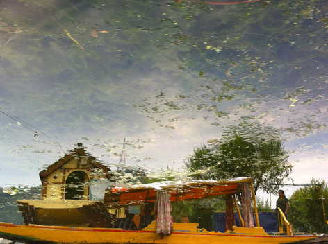 Kashmir India | Boat