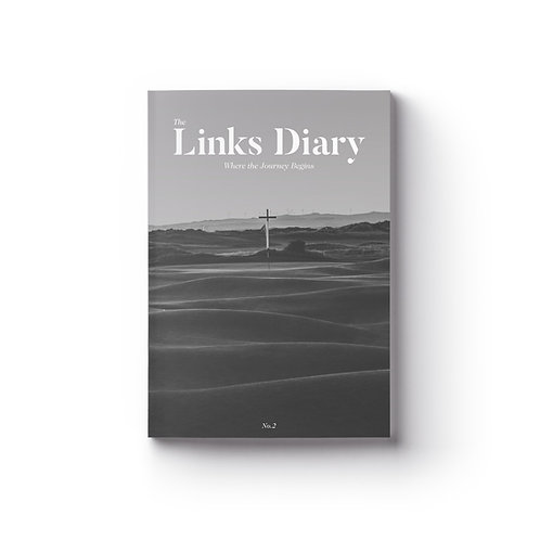 The Links Diary No.2 Pre-order