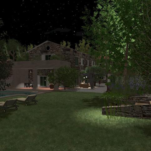 C-Jardin de nuit