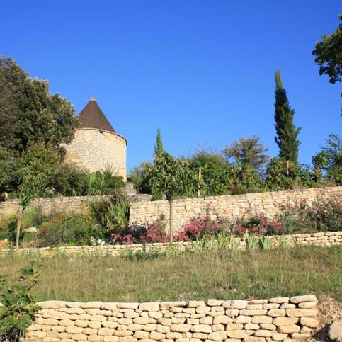 Optimiser jardin en pente