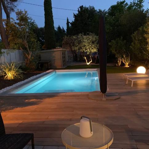 1-Apres travaux jardin Marseille de nuit