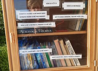 Knihobudky opět v provozu