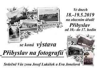 Žehnání obecních symbolů Přibyslavi
